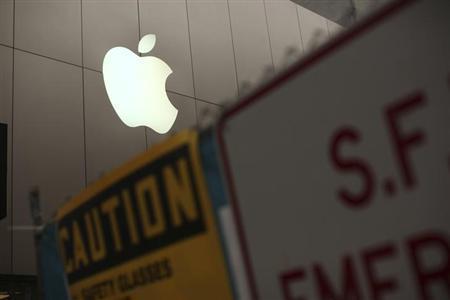 アップル1─3月期売上高、25%の確率で予想届かず=ジェフリーズ