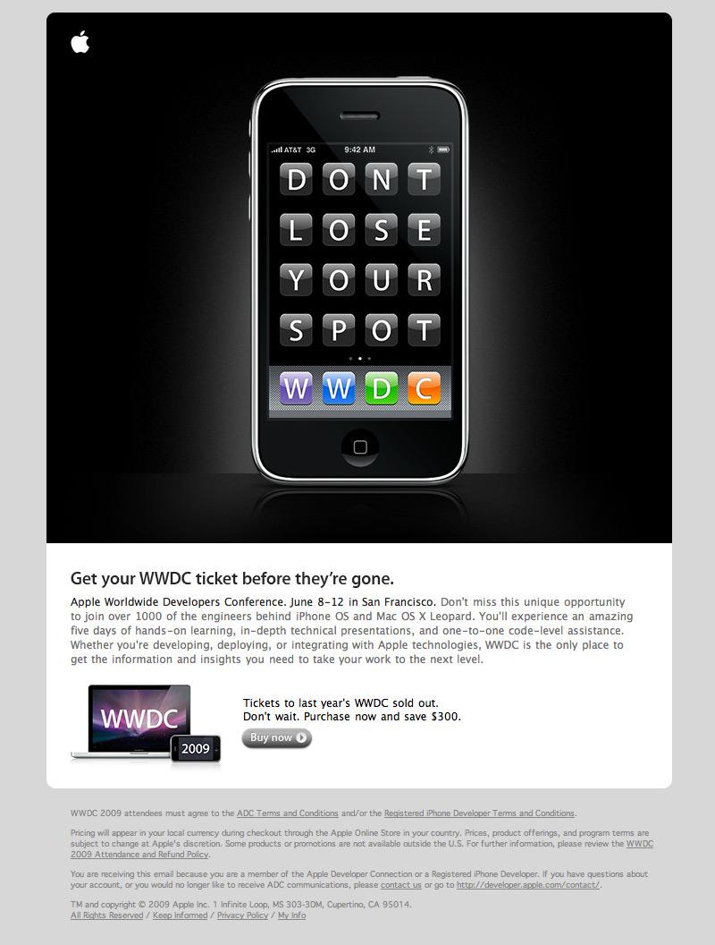 Apple-WWDC09