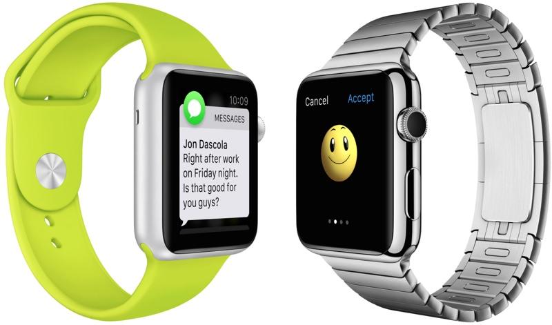 Apple Watch. 4월 초 발매 예정?