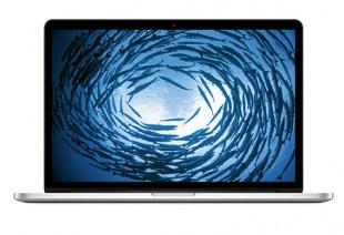 Apple, 압력에 민감한 터치 트랙 패드를 탑재 한 'MacBook Pro (Retina, 15-inch, Mid 2015'를 발표