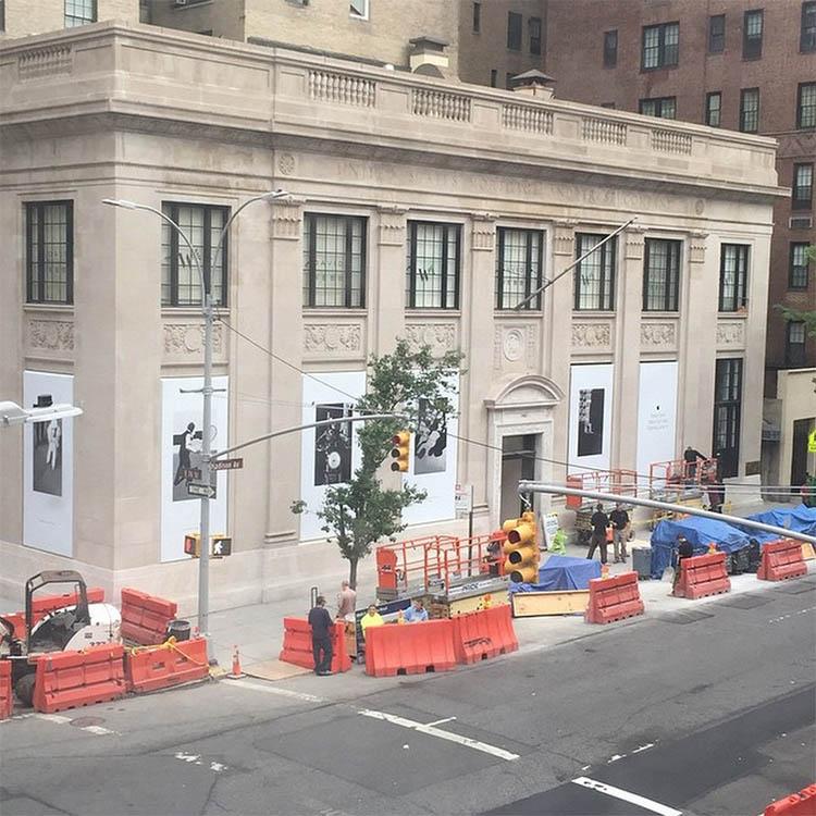 뉴욕의 Upper East Side에 새로운 Apple Store 오픈예정