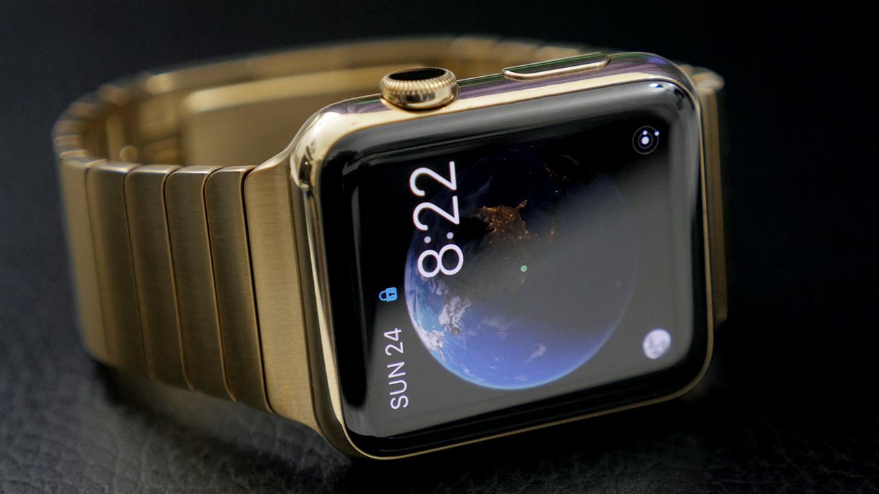 사설 도금 Apple Watch + 링크 브레슬릿 비디오 리뷰 제공.