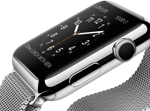 Apple Watch. 직영점에서 곧 판매 예정.