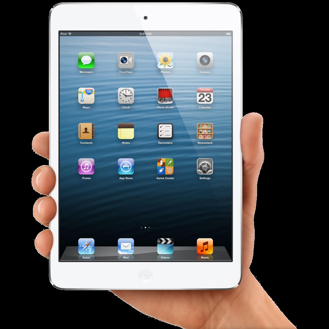 4세대 iPad mini는 iPad Air 2의 소형 버전일 것?