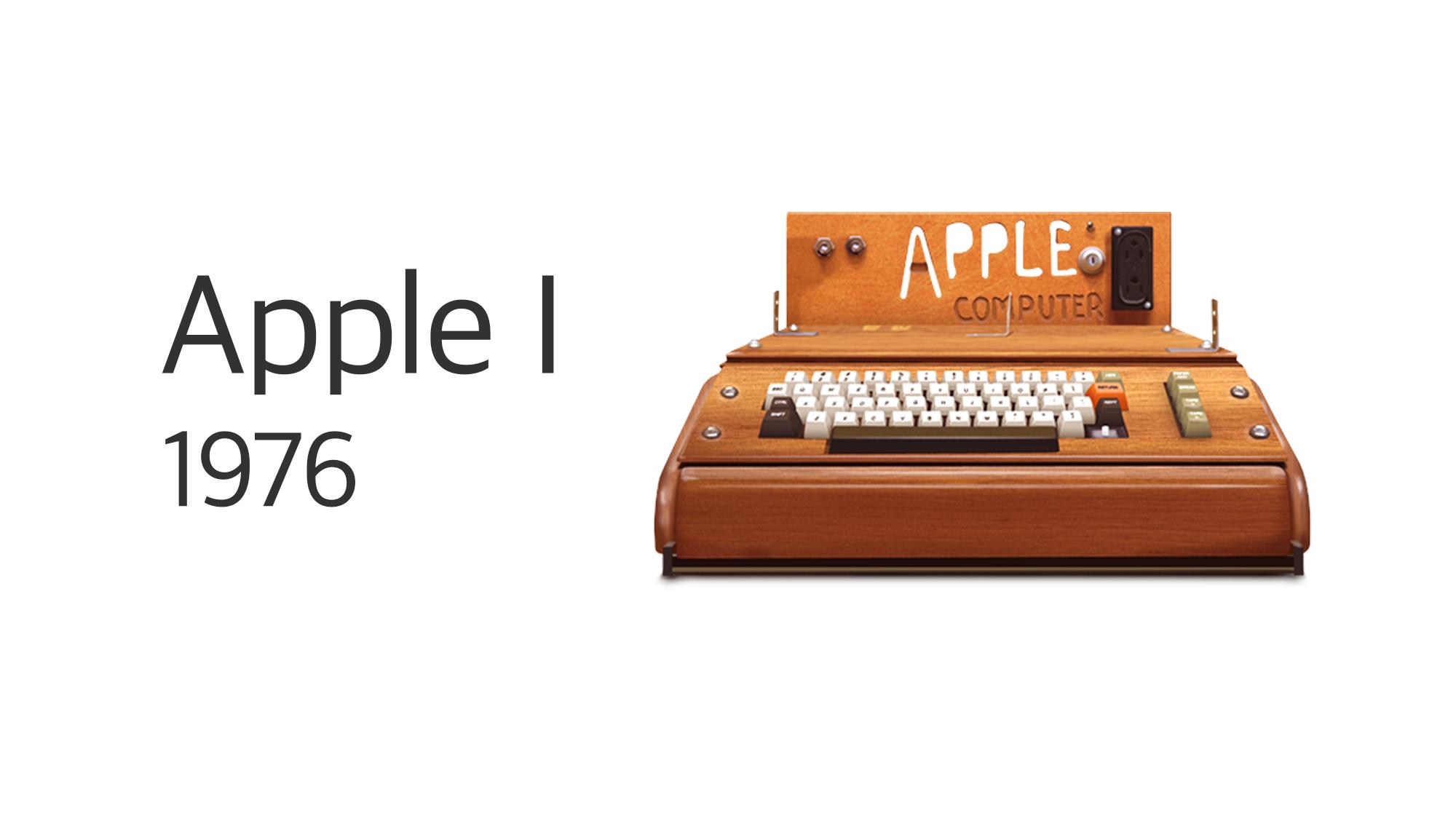 1976 Apple I