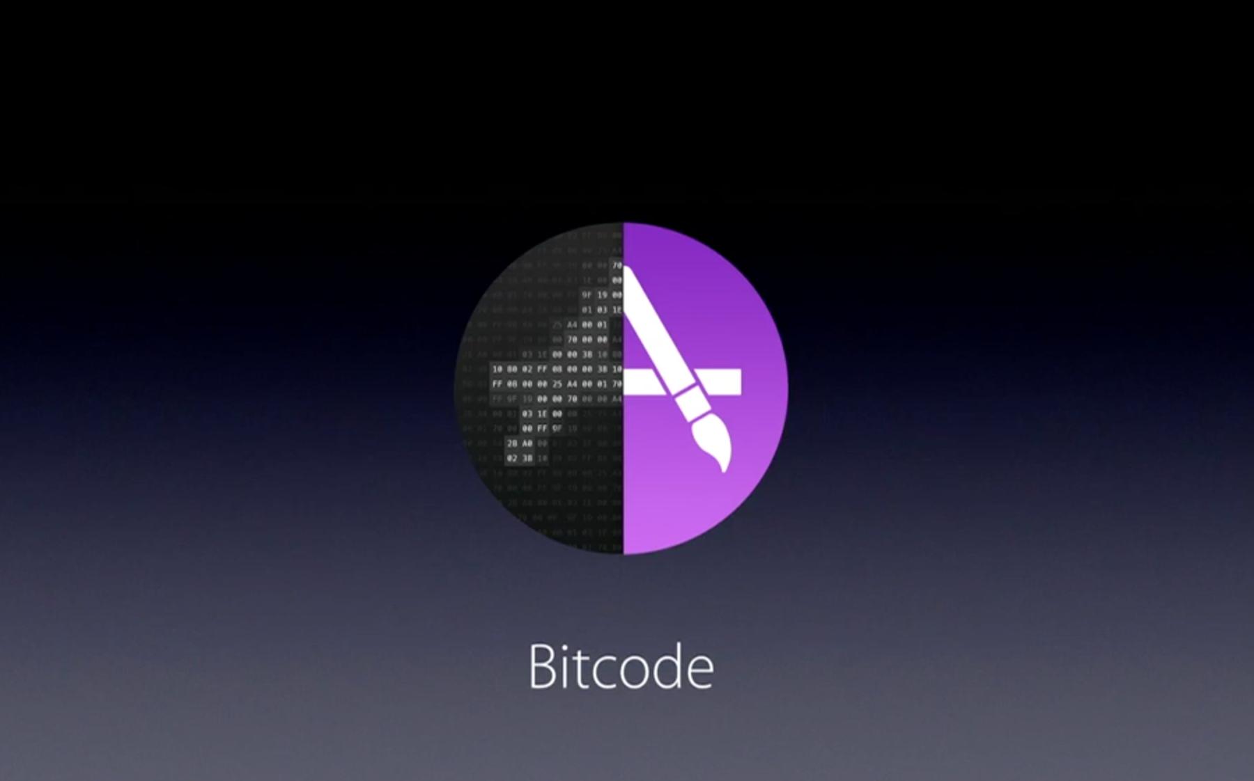 WWDC 2015 최대의 뉴스, 비트코드와 애플의 CPU 정책