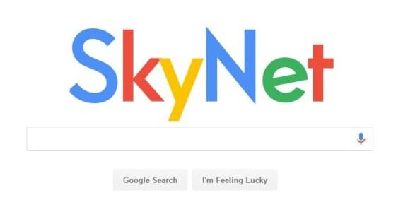 구글이 사명을 스카이넷(SkyNet)으로 변경한다!