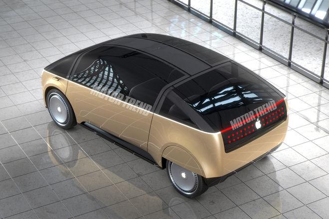 Apple-Car-rear-three-quarters