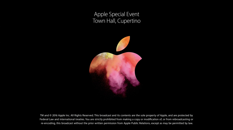 애플 스페셜 이벤트 내용 정리, MacBook Pro 발표