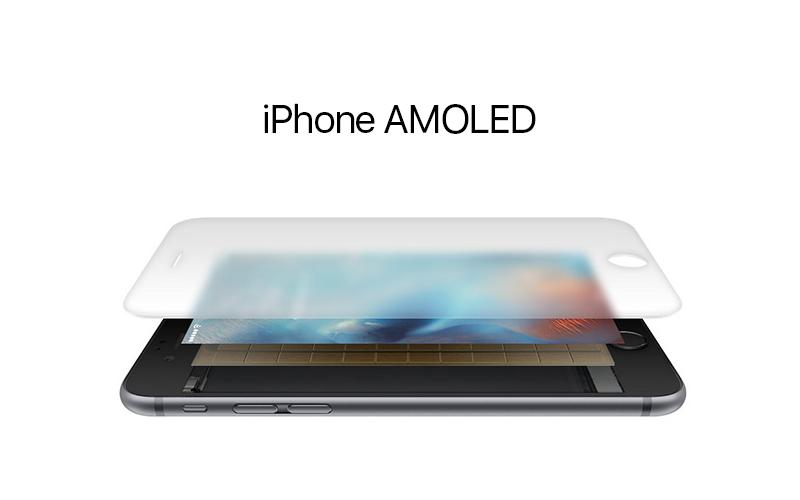 [루머] 삼성 디스플레이, 새로운 iPhone용 AMOLED 액정 공급