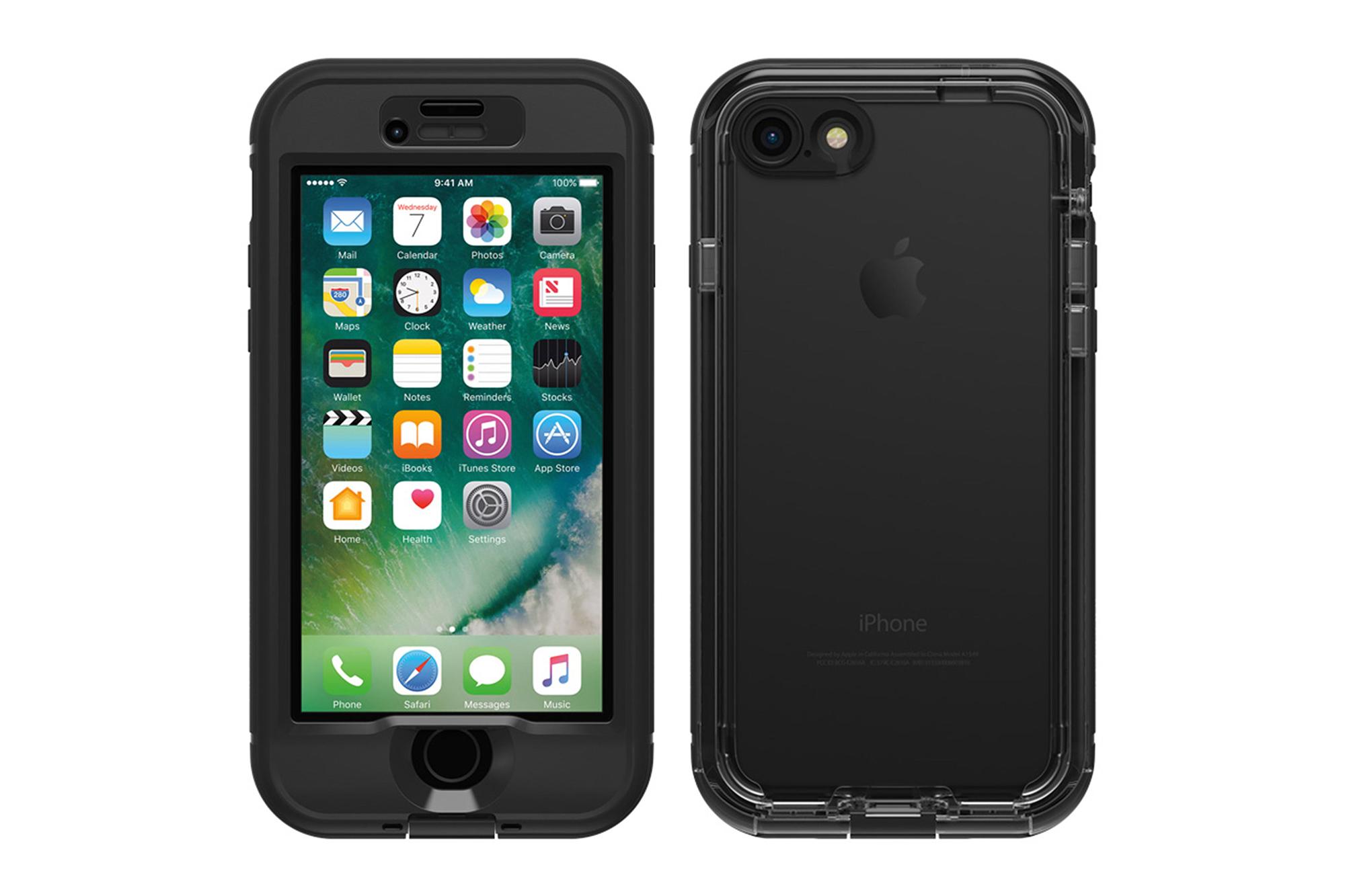 LifeProof, 내충격 iPhone 7 케이스 NUUD 발표