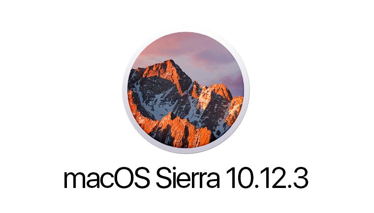 macOS Sierra 10.12.3 출시, MacBook Pro (Late 2016) 그래픽 문제 해결