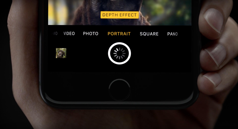 iPhone 7 Plus 인물 사진모드 – TV광고