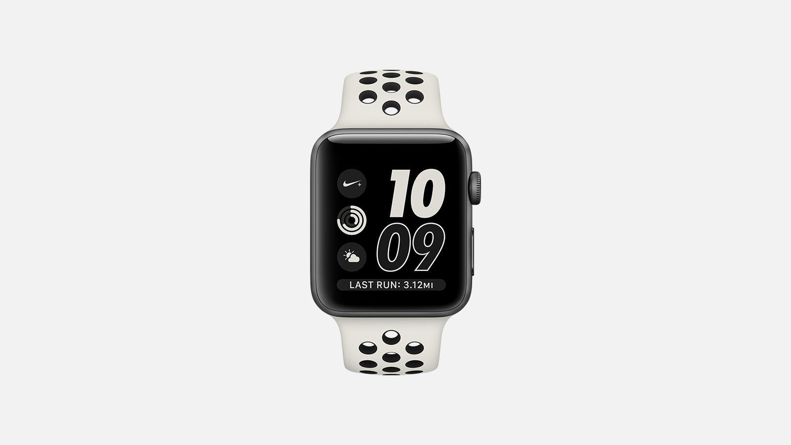 나이키 – Apple Watch NikeLab 스페셜 한정판 발표