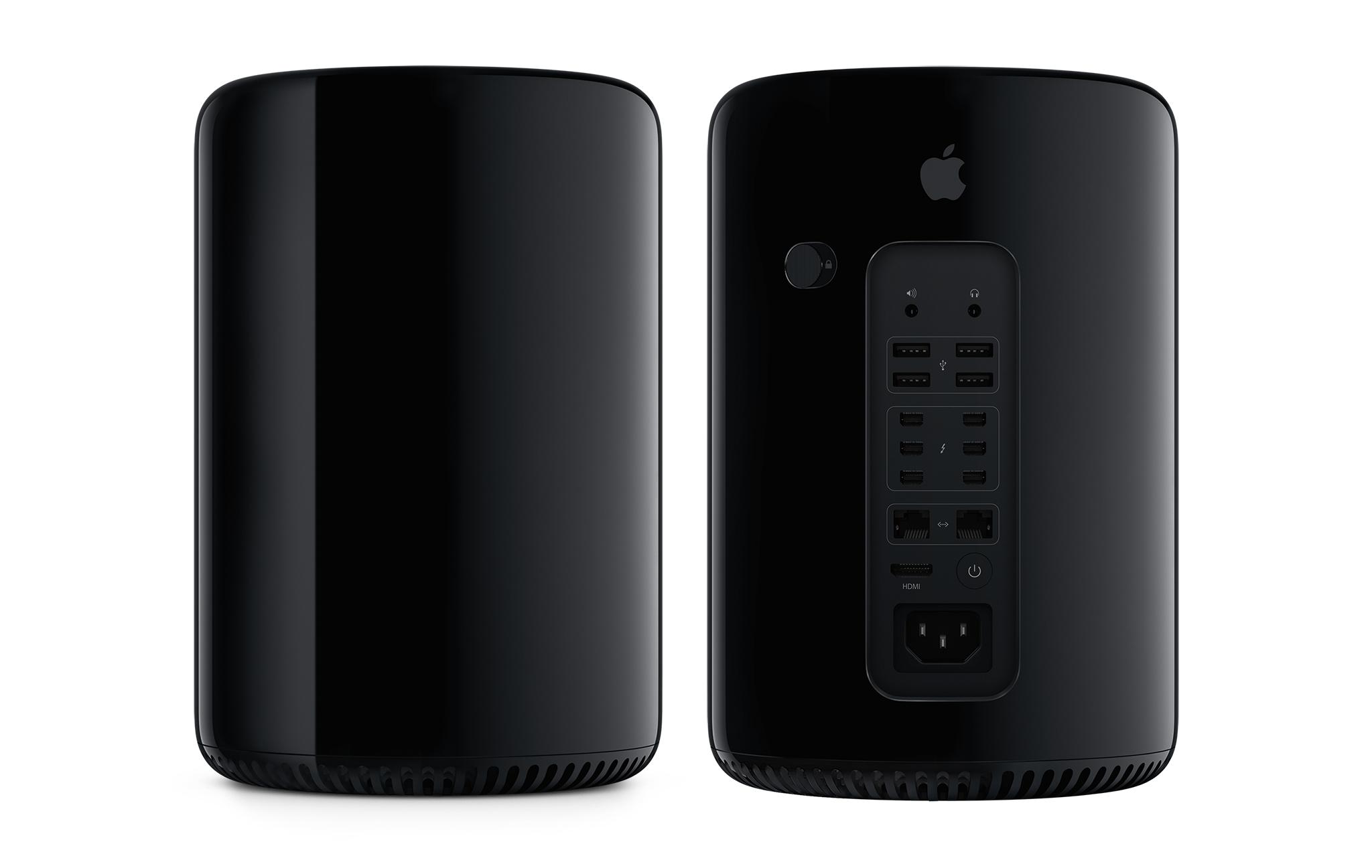 Mac Pro 업데이트 출시