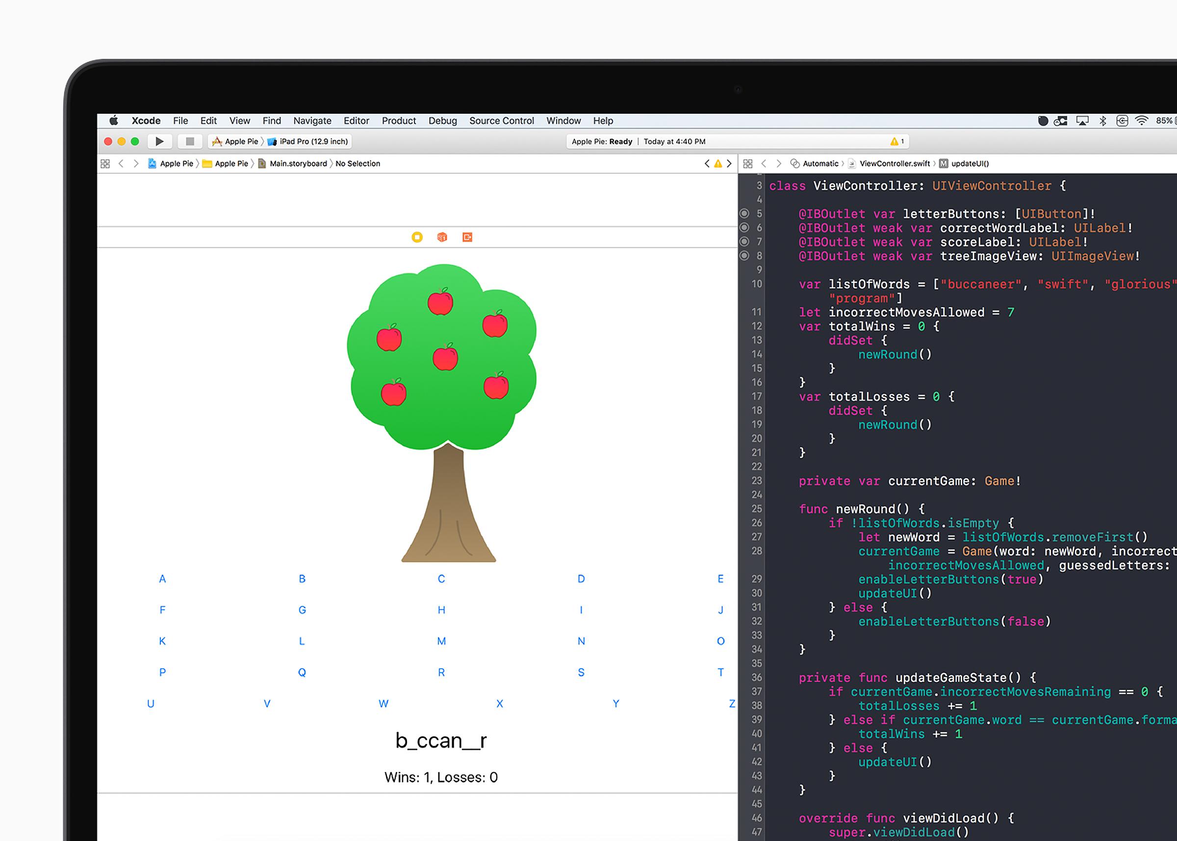 Apple, 고등학생 및 커뮤니티 컬리지 학생들을 위한 앱 개발 커리큘럼 출시