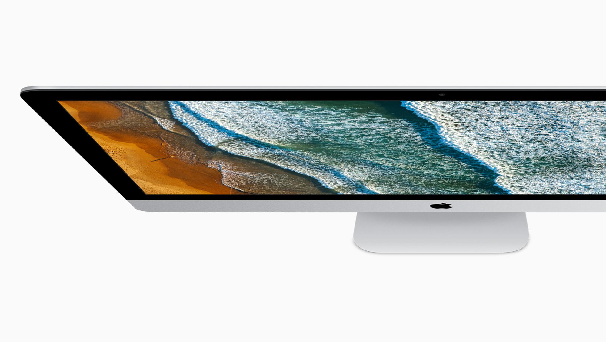 Apple, iMac의 그래픽, 프로세서 및 디스플레이 업데이트