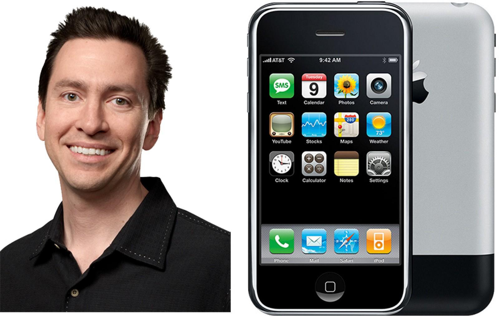 """초기 iPhone 개발 이야기 – 스콧 포스톨의 """"프로젝트 퍼플"""""""